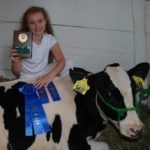 Grand Champion at Price County Fair