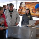 Pancake Flipping Dairy Breakfast 2011