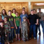 Rusk County 4H Visitors
