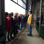 4th Grade Ag in The Classroom Visit - May 15, 2015