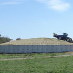 Packing Corn Silage