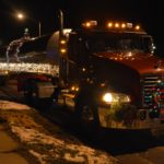 Milk Truck - Christmas Parade - December 4, 2015