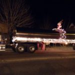 Milk Truck - Christmas Parade - December 2, 2016