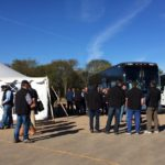 World Dairy Tour - October 7, 2015 - Visitors from 13 countries