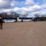 World Dairy Tour Busses